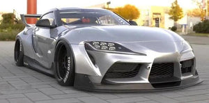 Pandem Side Skirts FRP Toyota Supra A90 20