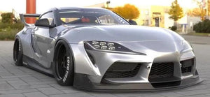 Pandem Front Fenders FRP Toyota Supra A90 20
