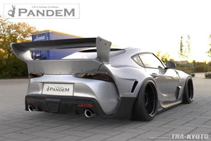 Pandem Rear Wing FRP Toyota Supra A90 20