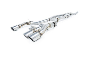 BMW MOTORSPORT M4 GT4 EXHAUST SYSTEM