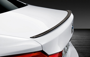 BMW F90 M5 M PERFORMANCE PRO CARBON TRUNK SPOILER