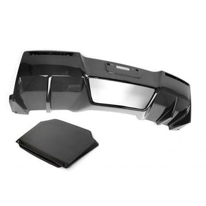 Chevrolet Corvette C7 Z06 Rear Diffuser 2014-Up (With Under-Tray)