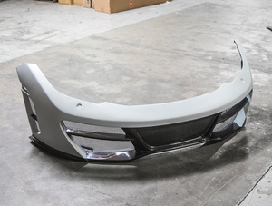 Agency Power Front Carbon Fiber Bumper McLaren MP4-12C 12-14