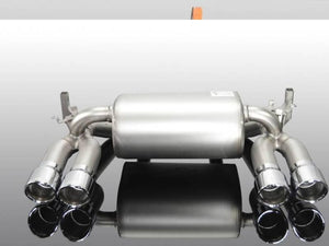 AC Schnitzer Sport Rear Silencer - Stainless