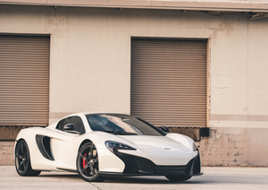 AWE EXCLUSIVE: H&R LOWERING SPRINGS FOR MCLAREN 650S