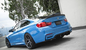 Seibon Carbon Fiber C-Style Carbon Fiber Rear Spoiler for F82/ F83 M4