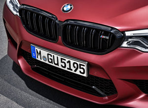 BMW F90 M5 M performance Front Kidney Grille Gloss Black