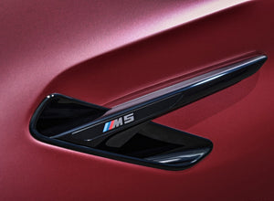 BMW F90 M5 M performance Side Vent Gloss Black