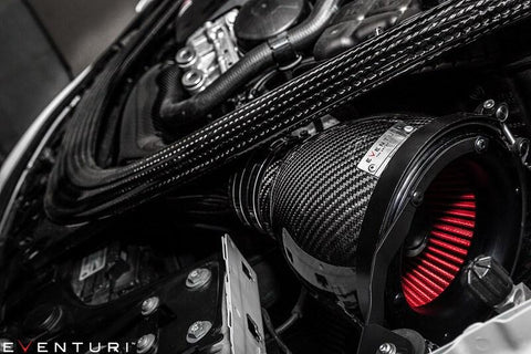 Eventuri BMW M3/ M4 Carbon Fiber Intake Kit
