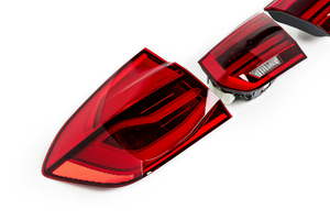 BMW OEM F80 M3 LCI LED TAIL LAMP UPGRADE
