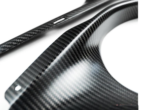 Agency Power Carbon Fiber Exhaust Surround Nissan GT-R R35 09-16
