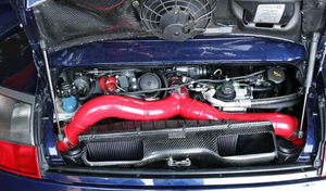 Agency Power High Flow 3inch Y-Pipe Kit Porsche 996 TT/GT2 01-05