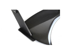 "Audi R8 APR Performance GTC-500 71"" Adjustable Wing & Carbon Fiber Trunk Replacement 2006-Up"
