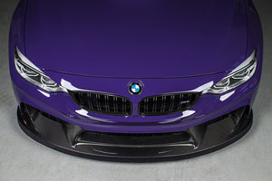 3D Design Carbon Fiber Front Bumper for BMW F80 M3 & F82 F83 M4