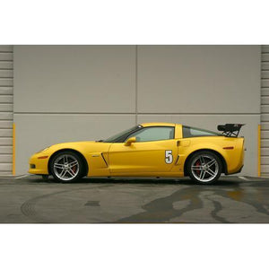 "Chevrolet Corvette C6 / C6 Z06 APR Performance GTC-500 71"" Adjustable Carbon Fiber Wing (2005-Up)"