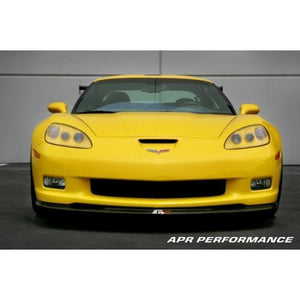 Chevrolet Corvette C6 Z06 Front Air Dam Version 1 2006-Up ( Z06 / Grand Sport only)