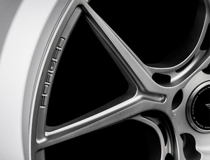 Vorsteiner SF-V 001 Sport Forged Wheel Brushed Aluminum 19X8.5 5X112 45mm