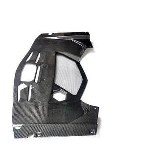 Lamborghini Aventador LP700-4 Carbon Fiber Engine Bay Rear Cover