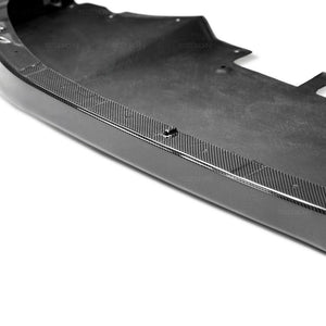 SS-STYLE CARBON FIBER FRONT LIP FOR 2009-2011 NISSAN GT-R