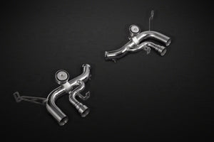 Ferrari California T - Valved Exhaust System