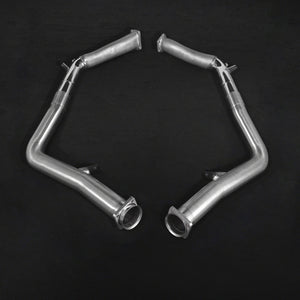 Mercedes G63/500 5.5L V8 BiTurbo AMG (W463, 2012-2018) - Downpipes with Sports Cats 100 Cell