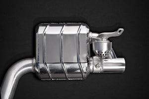 Mercedes SL500 (R231) - Valved Exhaust System (with CES-3 Remote)