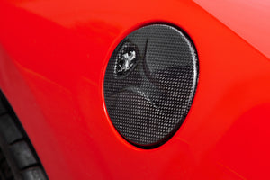 Ferrari 458 Carbon Gas Cap (RAW)