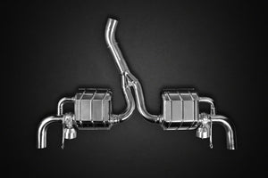 Mercedes CLA45 AMG - Valved Exhaust System (Incl. CES-3 Remote)