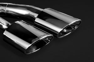 Mercedes G500 4.0L V8 BiTurbo (W 464, 2019-) - Valved Mufflers with CES-3 with ECE