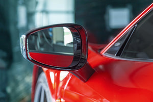 Ferrari 458 Carbon Mirror Cases