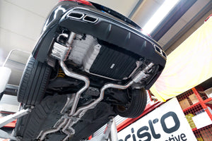 Mercedes C43 AMG T-Model (S205) - Valved Exhaust System, Mid-Pipe (with CES-3 Remote)