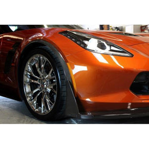 Chevrolet Corvette C7 Z06 Wheel Arch Moldings 2015-Up