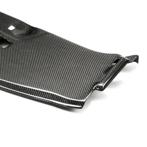 CARBON FIBER REAR DECK COVER FOR 2009-2018 NISSAN GT-R