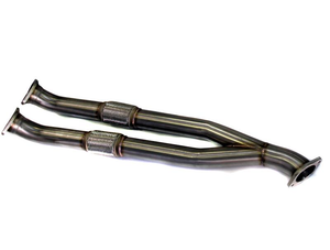 Agency Power Mid Y Pipe 90mm Nissan GT-R R35 09-18