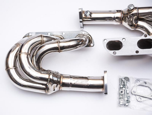 Agency Power Stainless Steel Race Headers Porsche 987 Cayman 05-08 Race USE ONLY