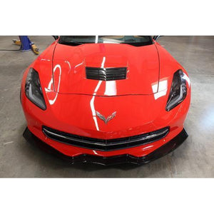 Chevrolet Corvette C7 Front Air Dam / Splitter 2014-Up