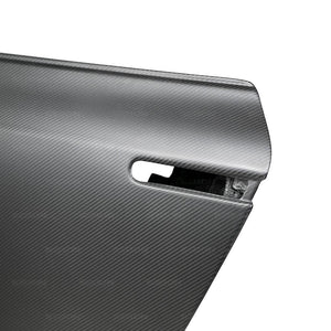 OEM-STYLE DRY CARBON DOORS FOR 2009-2018 NISSAN GT-R*