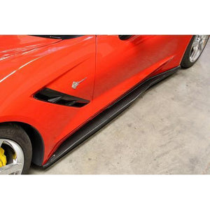 Chevrolet Corvette C7 Stingray Aerodynamic Kit 2014-Up (Version 1)