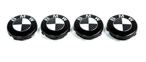 IND Carbon Floating Wheel Center Cap Set - 56mm