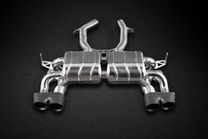 BMW M3/M4 - Valved Exhaust System inc. Remote (Ceramic Tips)
