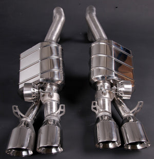 Chevrolet Corvette C6/C6 Z06/C6 ZR1 Valve Exhaust System (No REMOTE)