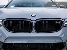 BMW F90 M5 Carbon Fiber Grill Surrounds