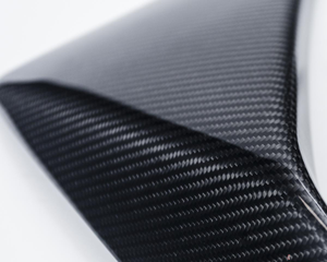 BMW F87 M2 Carbon Fiber Bumper Canards 4 Piece Set