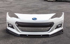 Agency Power Carbon Fiber Front Lip Scion FRS 13-15