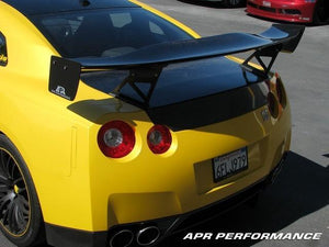 APR Performance Nissan GT-R R35 GTC-500 Adjustable Carbon Fiber Wing