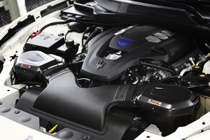 Maserati Ghibli SQ4 Carbon Fiber Intake by ARMA Speed