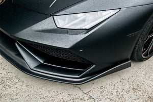 Agency Power Aeroform Lamborghini Huracan LP610-4 Carbon Fiber Front Lip