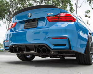 Agency Power Aeroform BMW F8X M3/ M4 Carbon Fiber Rear Diffuser