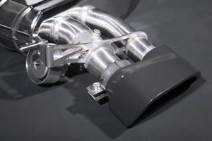 Audi RS4 (B7) Valved Exhaust System & Mid-Pipes (No Remote)