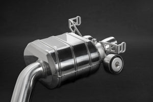Bentley Continental GT V8 (S) Valved Exhaust System (No Remote)